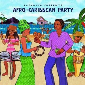 Afro-Caribbean Party - Cover