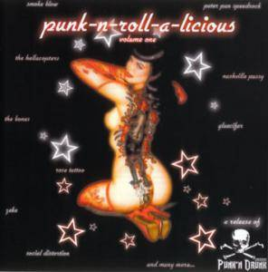 Punk-N-Roll-A-Licious - Cover