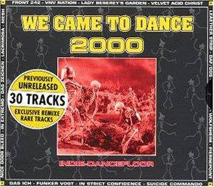 Cover - Chaos God: We Came To Dance 2000