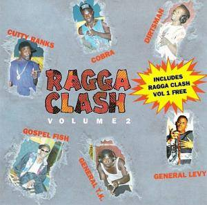 Cover - Bunny General: Ragga Clash - Volume 2