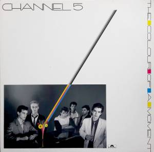 Cover - Channel 5: Colour Of A Moment, The