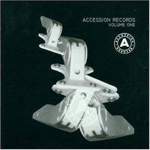 Accession Records, Volume 1 - Cover