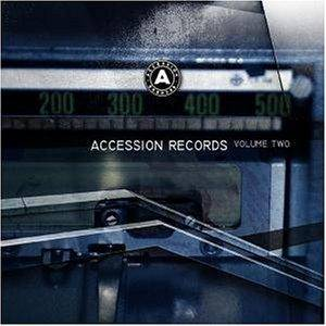 Cover - Human Decay: Accession Records, Volume 2
