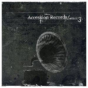 Cover - Human Decay: Accession Records, Volume 3