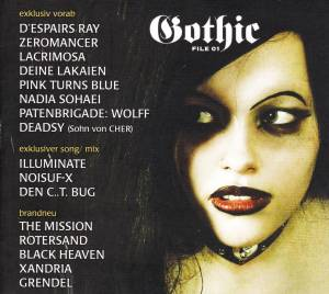 Gothic File 01 - Cover