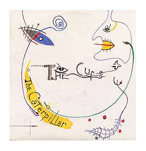 The Cure: Caterpillar, The - Cover