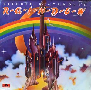 Ritchie Blackmore's Rainbow: Ritchie Blackmore's Rainbow (LP) - Bild 1
