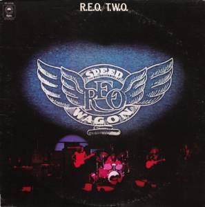 REO Speedwagon: R.E.O./T.W.O. - Cover