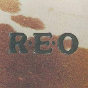 REO Speedwagon: REO - Cover