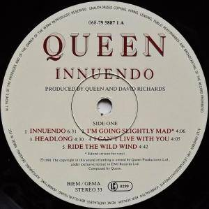 Queen: Innuendo (LP) - Bild 5