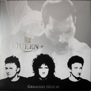 Queen: Greatest Hits III - Cover