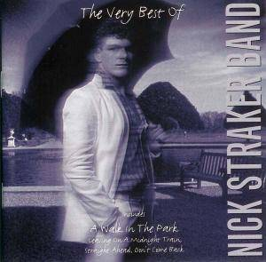 Cover - Nick Straker: Very Best Of, The