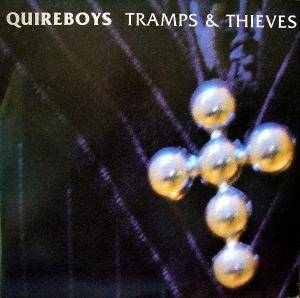 The Quireboys: Tramps & Thieves - Cover