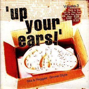 Up Your Ears! Volume 3 - Cover