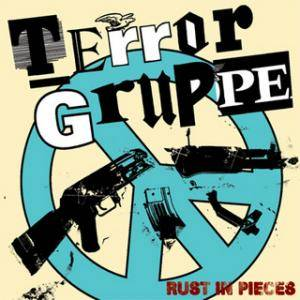 Cover - Terrorgruppe: Rust In Pieces