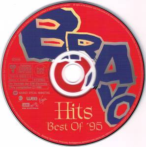 Bravo Hits - Best Of 95 (2-CD) - Bild 3