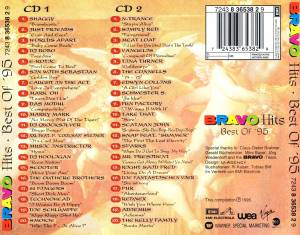 Bravo Hits - Best Of 95 (2-CD) - Bild 8