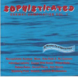 Sophisticated - Subway Compilation Vol. 1 - Cover
