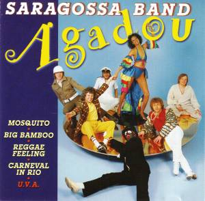 Cover - Saragossa Band: Agadou