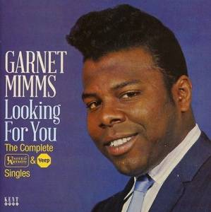 Cover - Garnet Mimms: Looking For You - The Complete United Artists & Veep Singles