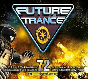 Cover - Philip George: Future Trance Vol. 72