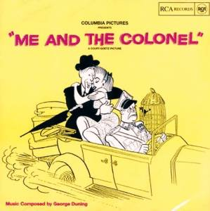 Cover - George Duning: Me And The Colonel