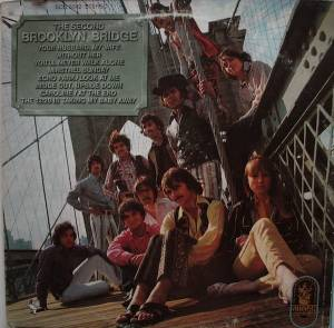 Brooklyn Bridge: Second, The - Cover
