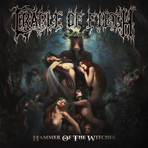 Cradle Of Filth: Hammer Of The Witches (CD) - Bild 1