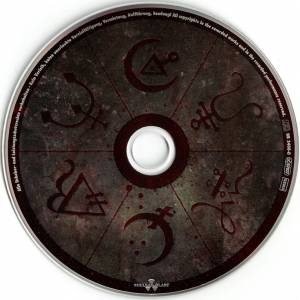 Cradle Of Filth: Hammer Of The Witches (CD) - Bild 5