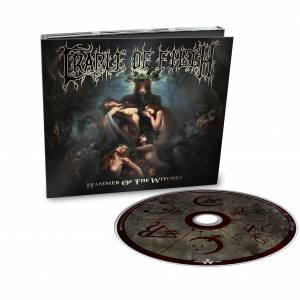 Cradle Of Filth: Hammer Of The Witches (CD) - Bild 10