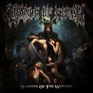 Cradle Of Filth: Hammer Of The Witches - Cover