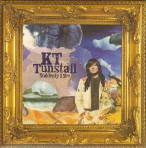 Cover - KT Tunstall: Suddenly I See