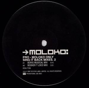 "Moloko: Sing It Back (Promo-12"") - Bild 2"