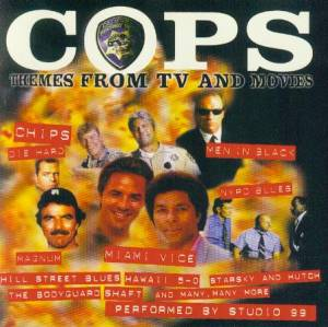 Cover - Studio 99: Cops - Themes From TV And Movies