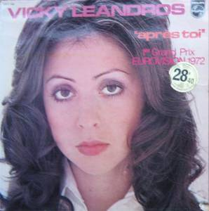 Cover - Vicky Leandros: Après Tois