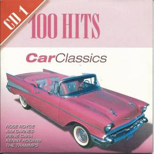 Cover - Applejacks, The: 100 Hits - CarClassics