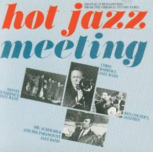Hot Jazz Meeting - Cover