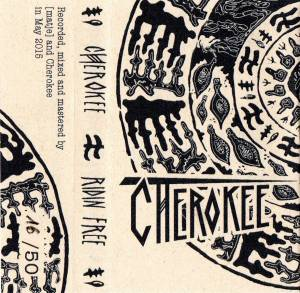 Cover - Cherokee: Ridin Free