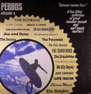 "Pebbles Vol. 4: ""Summer Means Fun!"" - Cover"