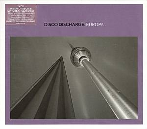 Cover - Cleo: Disco Discharge. Europa