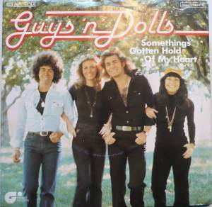Cover - Guys 'n' Dolls: Somethings Gotten Hold Of My Heart
