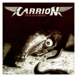 Carrion: Evil Is There! - Cover