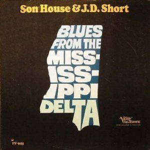 Cover - Son House: Blues From The Mississippi Delta