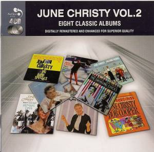 Cover - June Christy: Eight Classic Albums - June Christy Vol.2
