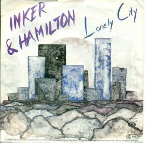 Cover - Inker & Hamilton: Lonely City