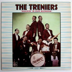 Cover - Treniers, The: Rockin' Is Our Biznessj
