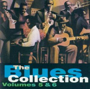 Cover - Jimmy Nelson: Blues Collection, The - Volume 5 & 6