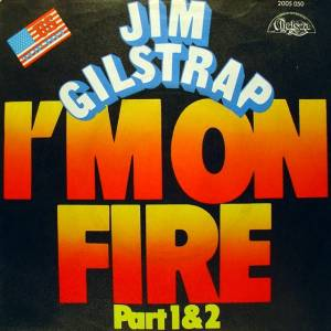 Cover - Jim Gilstrap: I'm On Fire