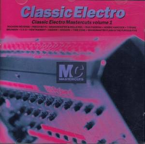 Cover - Time Zone: Classic Electro Mastercuts Volume 1