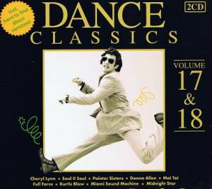 Cover - Limit, The: Dance Classics Volume 17 & 18